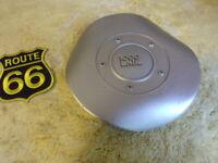 1000 Miglia Silver Wheel Center Cap # 509026 (Qty x1)