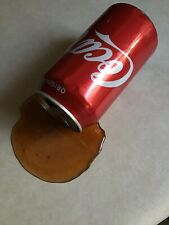 Fake Spilled Can Coca Cola Pop Soda Spill Staging Drink Food Photo Prop