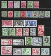 Collection of Old Stamps - Somaliland Protectorate