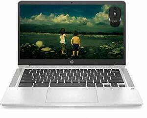 "HP 14"" Chromebook 1.1GHz Full HD Screen Intel Celeron 4GB/64 GB eMMC 14A-NA0023"