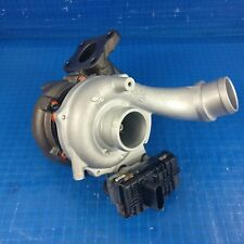 Turbocharger Nissan Navara 2.5 Diesel 2010 140 Kw 190 hp with Electronics