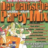 Der deutsche Partymix-Die wa(h)ren Schlager 37 Kultschlager, Freddy Quinn.. [CD]