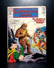 COMICS: DC: Detective Comics #312 (1963), Clayface app - RARE (flash/batman)
