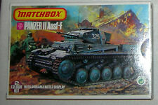 MATCHBOX 40081 PANZER II Ausf.F (1/76)