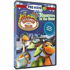 Dinosaurs in the Snow REGION1 DVD