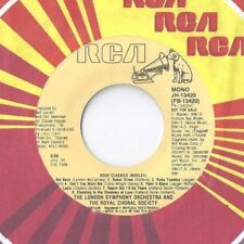 LONDON SYMPHONY ORCHESTRA Rock Classics 45 PROMO RECORD THE ROLLING STONES