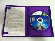 Kinect Disneyland - XBox 360 Microsoft COMPLETE