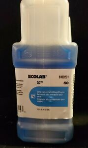 ECO6100291 Ecolab QC Glass Cleaner & Surface Cleaner 1.3 L  6100291