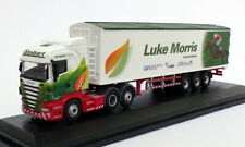 Oxford Diecast 1/76 Scale 76SHL13WF - Scania Truck Stobart - Morris