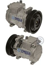 New Compressor And Clutch 20-13653 Omega Environmental