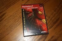 Spider-Man 2 (Sony PlayStation 2, 2004) Brand New Greatest Hits RARE