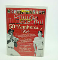 Sports Illustrated 50th Anniversary Issue Willie Mays & Mickey Mantle 1954-2004