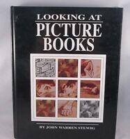Looking at Picture Books by John W. Stewig (1995, Hardcover) Very Good