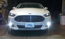 Non-Halo Fog Lamp Kit for 2013 2014 2015 2016 Ford Fusion