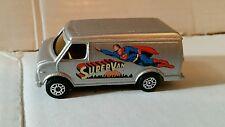 "Corgi Juniors Vintage  SuperVan ""Superman"" Made In Great Britain 1978 Near Mint"