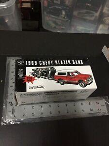 ERTL Wix 1969 Chevy Blazer Bank (Metal)