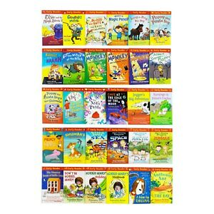 My Early Reader Library 30 Books Children Collection Paperback Gift Pack Box Set
