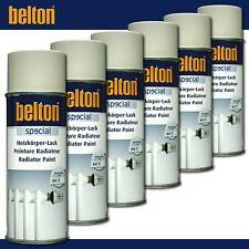 Kwasny Belton special 6 x 400 ml Heizkörper-Lack  Grauweiß
