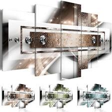 Quadro su Tela TNT Stampe Immagini Murale Astratto Moderno a-A-0243-b-n