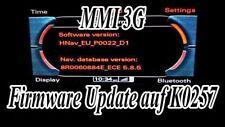 MMI 3G/High FIRMWARE und Navi EU. 2018 für Audi A4 S4 S5 A5 A6 A8 Q5 Q7