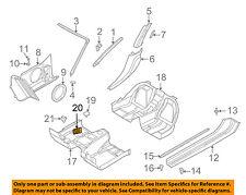 BMW OEM 99-02 Z3 Interior-Cargo Net 51472261407