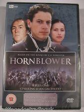 Hornblower TV Series One Episodes 3 & 4 (DVD 2006) NEW SEALED Region 2 PAL