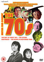 British Film Comedy: The 70s DVD (2018) Richard Beckinsale, Wise (DIR) cert 12