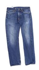 Levis Mens Blue Denim Jeans Size W32/L32