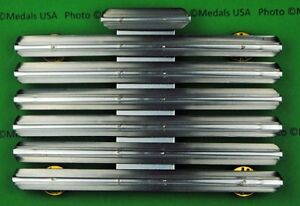 19 RIBBON HOLDER MOUNTING BAR RBH19 - U.S. Military Rack made in the USA