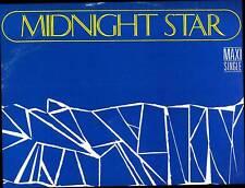 "12"" - Midnight Star - Snake In The Grass (Boogie Funk) SPANISH EDIT. 1989, MINT"