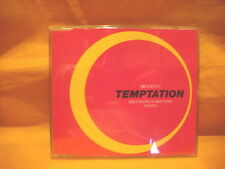MAXI Single CD HEAVEN 17 Temptation Brothers in Rhythm Remix 5TR 1992 house