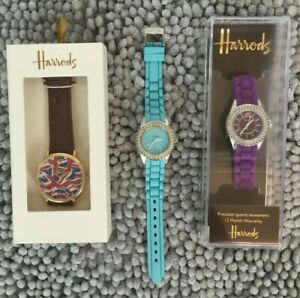 Harrods Watch - 3 to choose from