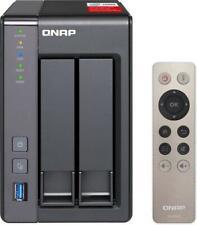 Qnap TS-251+ Turbo Station, 2 GB RAM, 2x Gb LAN, NAS