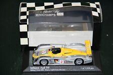 Audi R8 Infineon N°2 Winner 12 Heures de Sebring 2002 - Minichamps 1/43