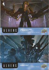Aliens Movie Upper Deck 2018 - Complete 100 Card Base Set