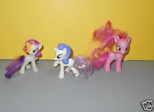 Mcdonalds Mini Happy Meal Toys My Little Pony Friendship Is Magic Figures Pinkie