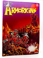Larry S. Todd Trina Robbins TALES OF THE ARMORKINS  1st Edition 1st Printing