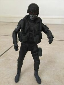 2018 Activision Call of Duty Lieutenant Simon Riley Ghost Action Figure