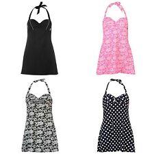 Ladies Womens Hot Tuna Swim Swimming Dress Costume Swimsuit Swimmers~Sizes 8-22