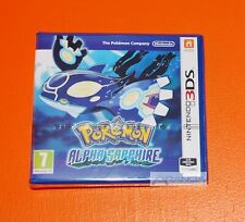 Pokemon Alpha Sapphire Brand New and Sealed
