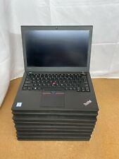 "Lot (9) Lenovo ThinkPad x260 Core i7 6th Gen CPU NO RAM NO HDD 12.5"" Parts *READ"