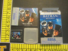 Batman Returns (Sega Game Gear, 1992)