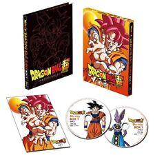 New Dragon Ball Super Blu-ray Box Vol.1 w/Booklet Japan BIXA-9541