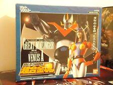 Bandai S.O.C. Chogokin SCATOLA VUOTA per GX-02R GREAT MAZINGER e GX-12 VENUS