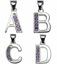Round Natural Amethyst Fine Necklaces & Pendants