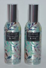 2 BATH & BODY WORKS ROSEWATER IVY CONCENTRATED ROOM SPRAY PERFUME MIST FRESHENER