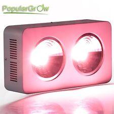 PopularGrow 400W COB LED Grow Light Full Spectrum 90° Reflector for indoor plant