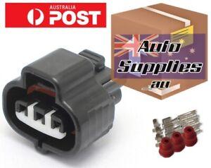 3 Pin Connector plug suit Toyota Map Sensor 1JZ 2JZ JZX JZA JZZ 4AGE 2AZ Supra
