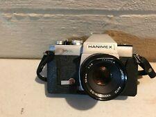 Hanimex 35SL Camera with 50mm Yashinon DS lens
