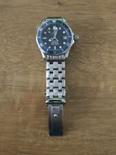 Omega Seamaster Professional Chronometer 300m Midsize 36.2mm Blue Watch